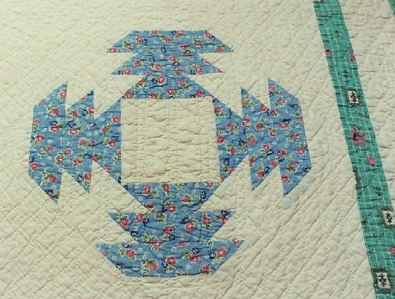 American quilt 20th Century
