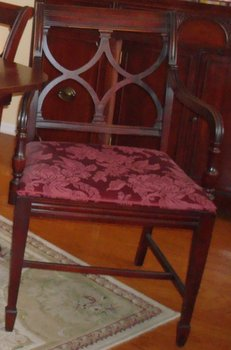 Duncan Phyfe Furniture Dr Lori Ph D Antiques Raiser