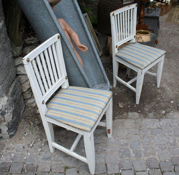 Gustavian Chairs