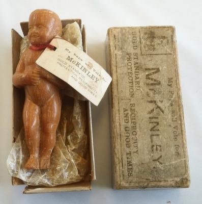 President McKinley soap