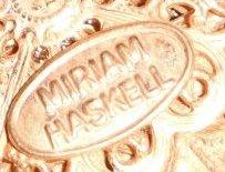 Miriam Haskell mark