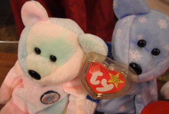 Beanie babies dr lori ph d antiques appraiser for Most valuable antiques to look for