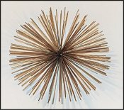 Harry Bertoia sculpture