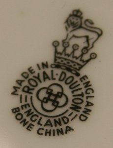 Royal Doulton mark