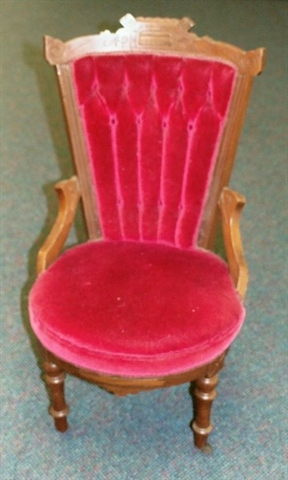 Eastlake Furniture Chair