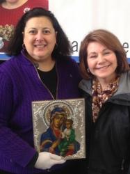 Religious Icon painting