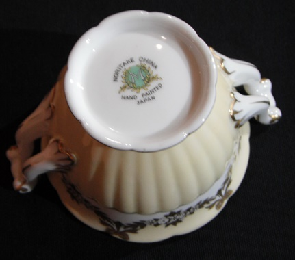 Noritake bottom