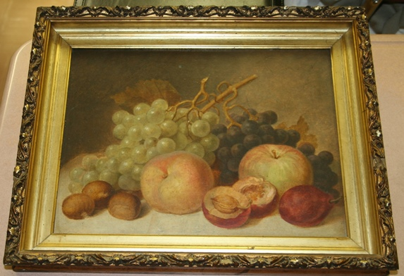 Fruit still llife painting