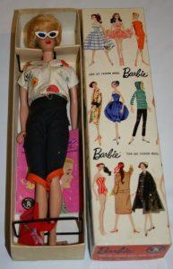 Antique Barbie in box
