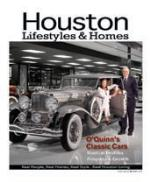 Houston Lifestyle and Homes Magazine Cover