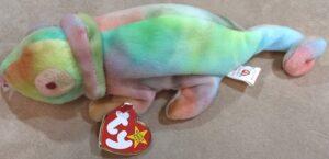 Rainbow Beanie Baby