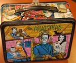 Munsters antique lunchbox