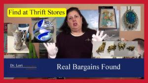 Bargains found shopping