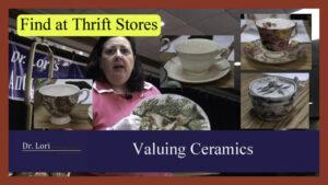 Tips to Identify Ceramics