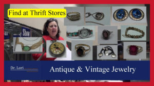 Bargain Vintage and Antique Jewelry