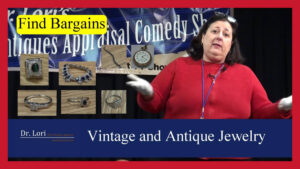 valuing vintage and antique jewelry by Dr. Lori