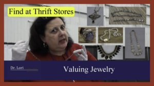 Selling and Valuing Vintage Jewelry