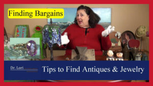 Clues to Spotting Valuables by Dr. Lori