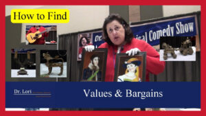 Secrets to Find Bargains by Dr. Lori