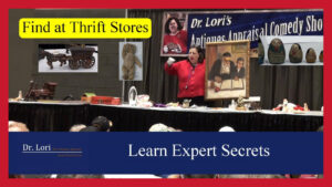 Rare collectibles and online finds by Dr. Lori