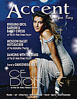 Accent on Tampa Bay Magazine Cover