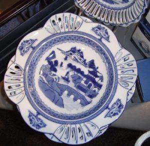 Canton Ware plate