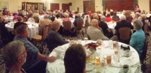 Crowd at Dr. Lori event