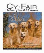 Cy Fiar Lifestyles and Homes Magazine Cover