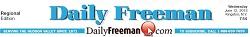 Daily Freeman Masthead