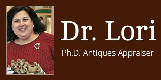 Dr. Lori Ph.D. Antiques Appraiser