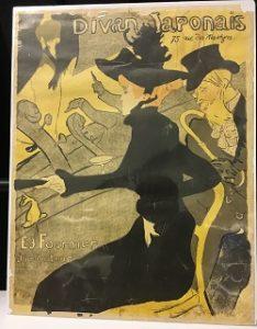 Toulouse Lautrec artwork