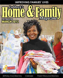 Lubbock's Home and Family Magazine
