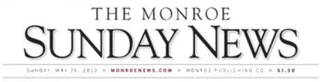 The Monroe Sunday News