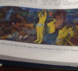 Photograph of Paul Gauguin