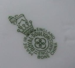 Royal Doulton Toby Jug Mark