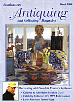 Antiquing and Collecting Magazine