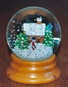 Antique Snow Globes Dr Lori Ph D