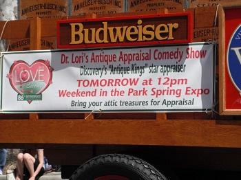 Dr. Lori sponsorship banner