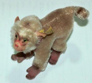 Steiff monkey