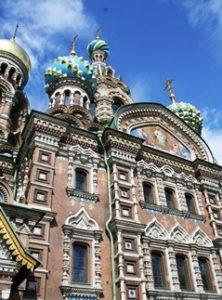 Russia travel photo