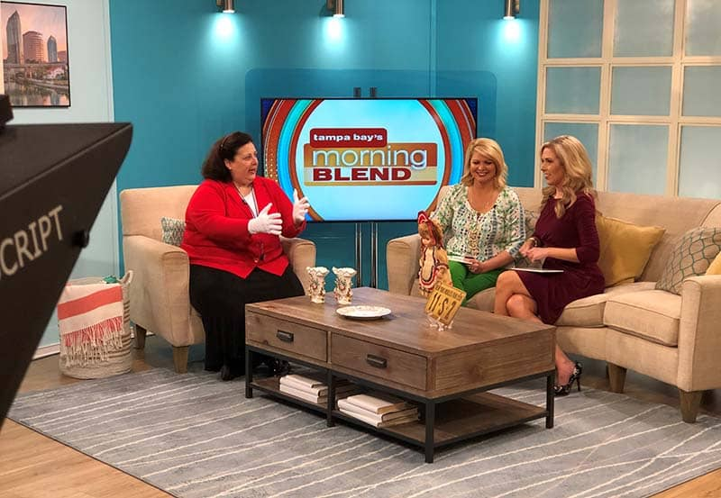 Dr. Lori on ABC TVs Morning Blend