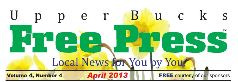 Upper Bucks Free Press Masthead