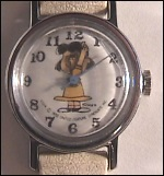 Peanuts collectible watch