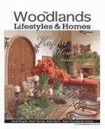 The Woodlands Lifestyles and Homes Magazine Cover